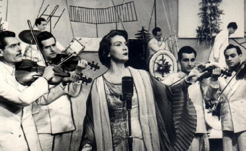 Maria Tănase, o poveste de demult…