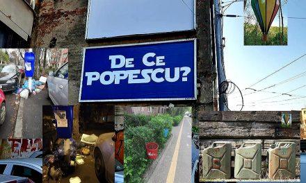 De Ce Popescu? Dan Cristian Popescu! (II)