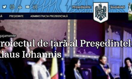 Totuși, ce se întâmplă cu proiectul de țară al președintelui Iohannis?
