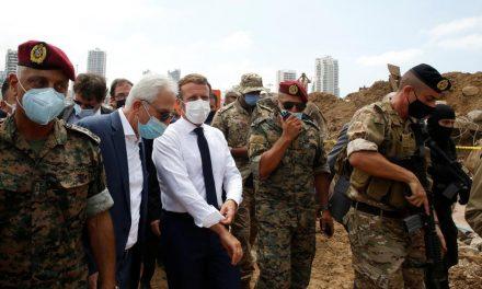Franţa ajută Libanul