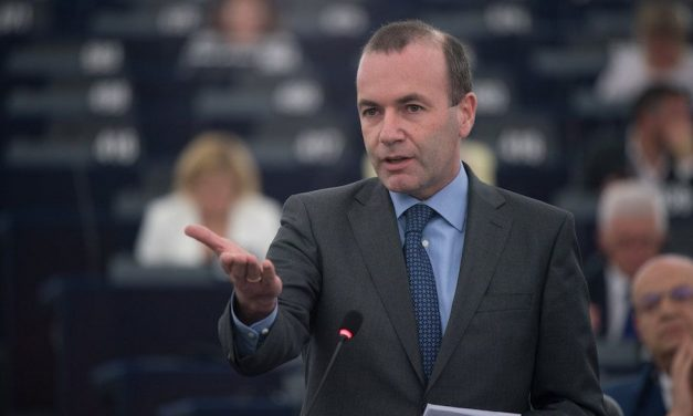 """Preşedintele Grupului PPE din Parlamentul European, Manfred Weber: """"Acest Cadru Financiar Multianual trebuie să fie orientat spre viitor"""""""