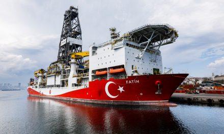 Tensiuni în Marea Mediterană