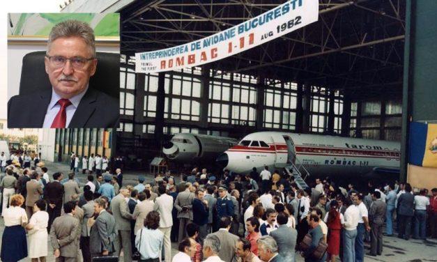 VASILE BOICU, director general ROMAERO – Orice Airbus A 380 care zboară în lume are aceste învelișuri executate în Romaero.