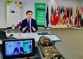 7,8 milioane de euro pentru proiectele pilot inițiate în domeniul educației, digitalizării și antreprenoriatului