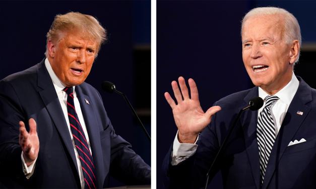 Prezidenţialele americane: Trump şi Biden – ultima dezbatere!