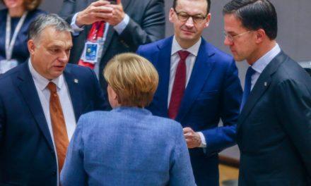 Ungaria şi Polonia joacă tare şi blochează bugetul şi planul de relansare europeană