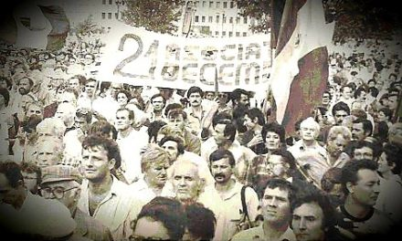 Amintiri de la Revoluție – In memoriam – Dialog cu Ovidiu Popescu primul Președinte al Asociației« 21 Decembrie 1989 »