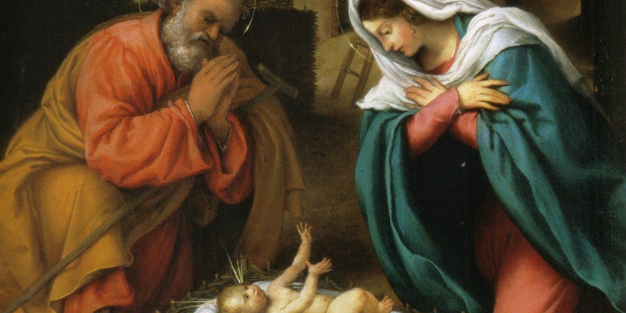 Nașterea Domnului în pictura Renașterii