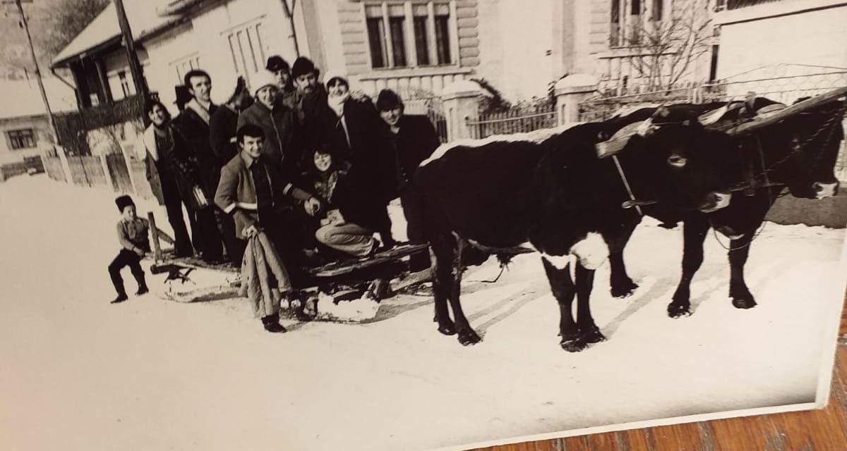Crăciun in Maramureș în iarna lui 1977