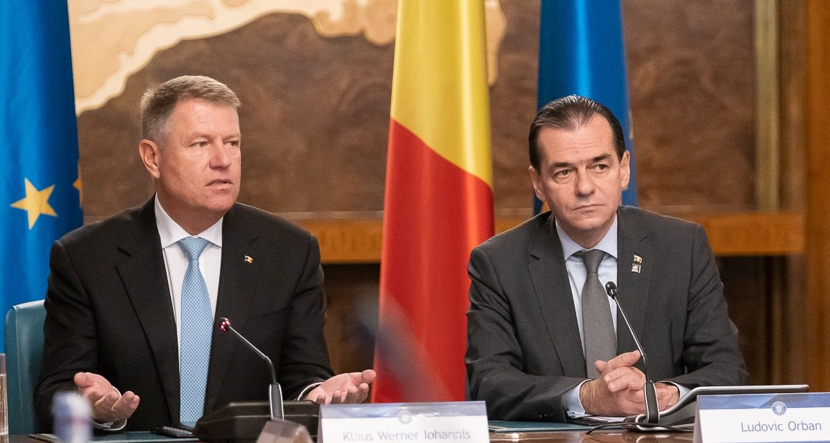 Aritmetica preşedintelui Klaus Iohannis