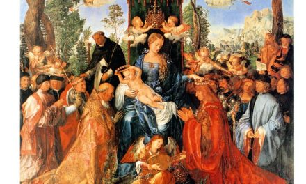 Albrecht Dürer – Dispariția și reapariția unuia din cele mai faimoase picturi din pictura universală – Sărbătoarea cununilor de trandafiri