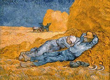 «Copiile» lui Vincent van Gogh – II