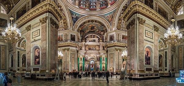 Catedrala Sfântul Isaac (Isaakievskiy Sobor) – trei lucruri importante