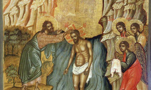 Botezul Domnului – Boboteaza. Omilia mitr. Augustin de Florina: De ce s-a botezat Hristos?