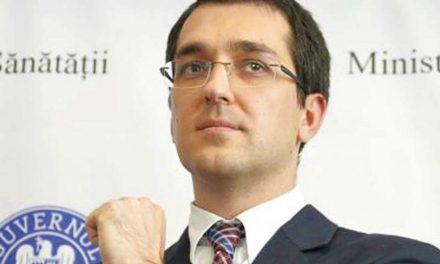 Amnezia ministrului Sănătăţii, Vlad Voiculescu!