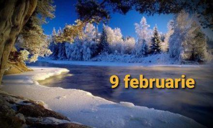 Istoria zilei – 9 februarie