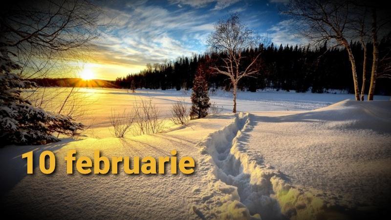 Istoria zilei – 10 februarie