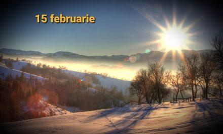 Istoria zilei – 15 februarie