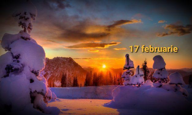 Istoria zilei – 17 februarie