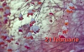 Istoria zilei – 21 februarie