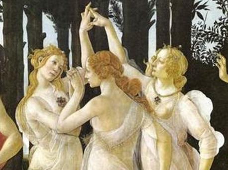 Cele trei Grații – Un subiect…o mini istorie a picturii…