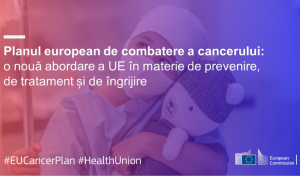 Europarlamentarul Marian Jean Marinescu : Pentru noi, europarlamentarii din familia politică a PPE, lupta împotriva cancerului este o prioritate a noului mandat