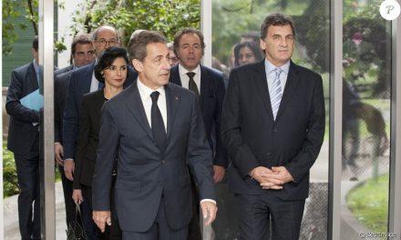 Dreapta franceză face zid în spatele fostului preşedinte