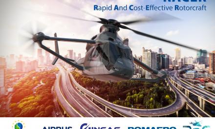 COMUNICAT DE PRESA – ROMAERO si INCAS, implicare esentiala in proiectarea si fabricarea elicopterului viitorului