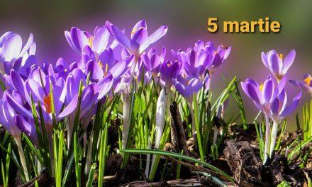 Istoria zilei – 5 martie