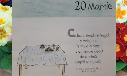 Istoria zilei – 20 martie