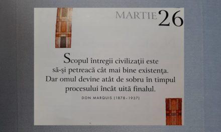 Istoria zilei – 26 Martie