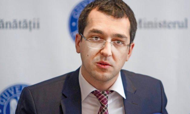 Un ministru diletant: Vlad Voiculescu