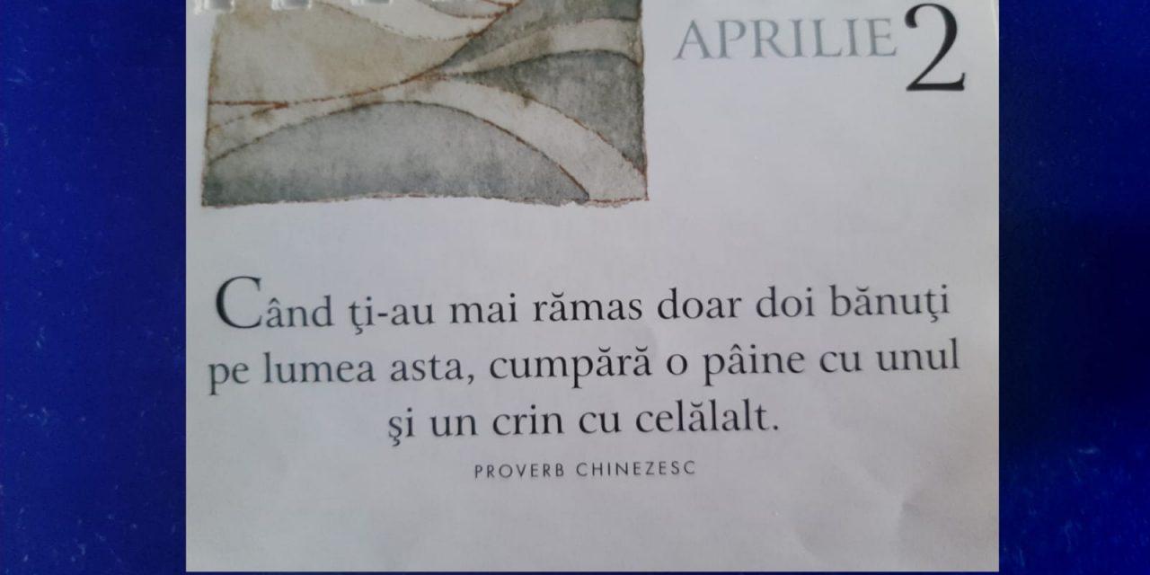 Istoria zilei – 2 Aprilie