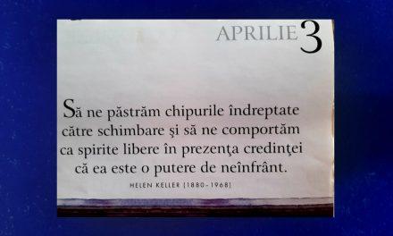 Istoria zilei – 3 Aprilie