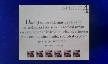 Istoria zilei – 4 Aprilie