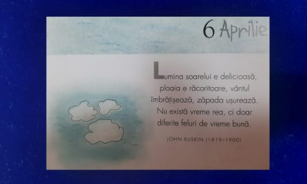 Istoria zilei – 6 Aprilie