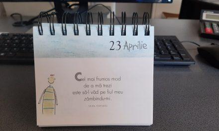 Istoria zilei – 23 Aprilie