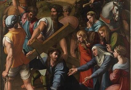 Pictura, Patimile Mântuitorului și Învierea