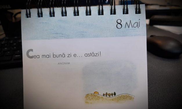 Istoria zilei – 8 Mai