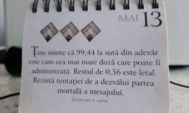 Istoria zilei – 13 Mai