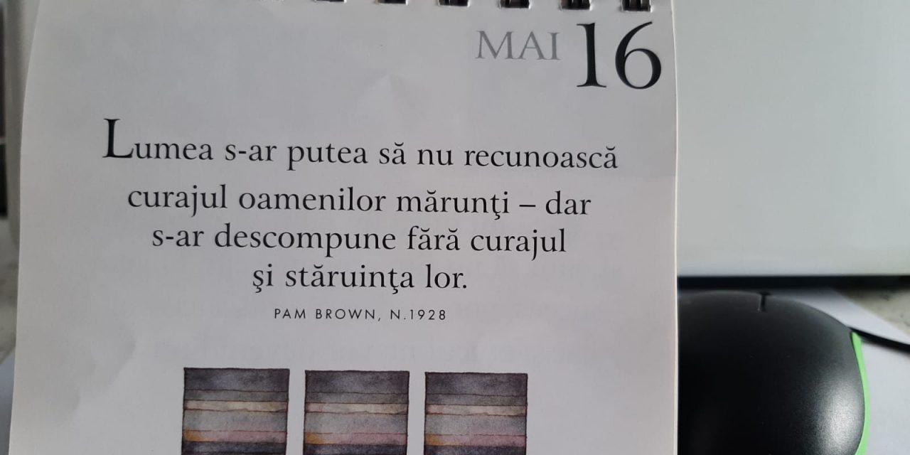 Istoria zilei – 16 Mai