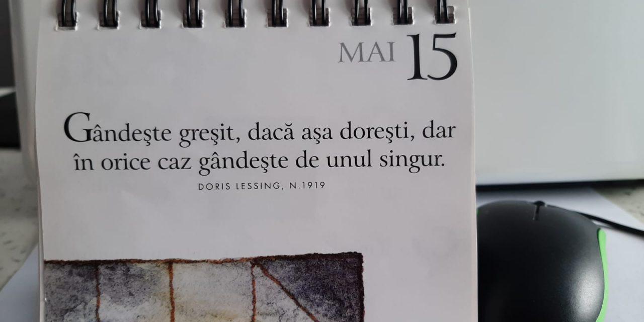 Istoria zilei – 15 Mai