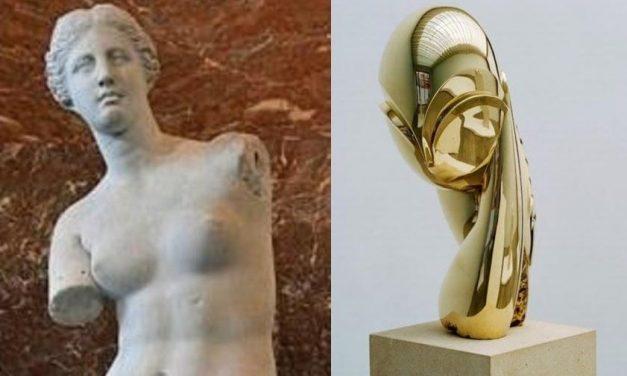 De la Venus din Milo la Domnișoara Pogany– O istorie a frumuseții feminine în sculptură (I)
