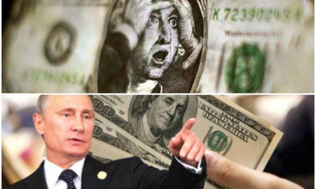 Rusia lui Putin, o țară cu spatele la viitor