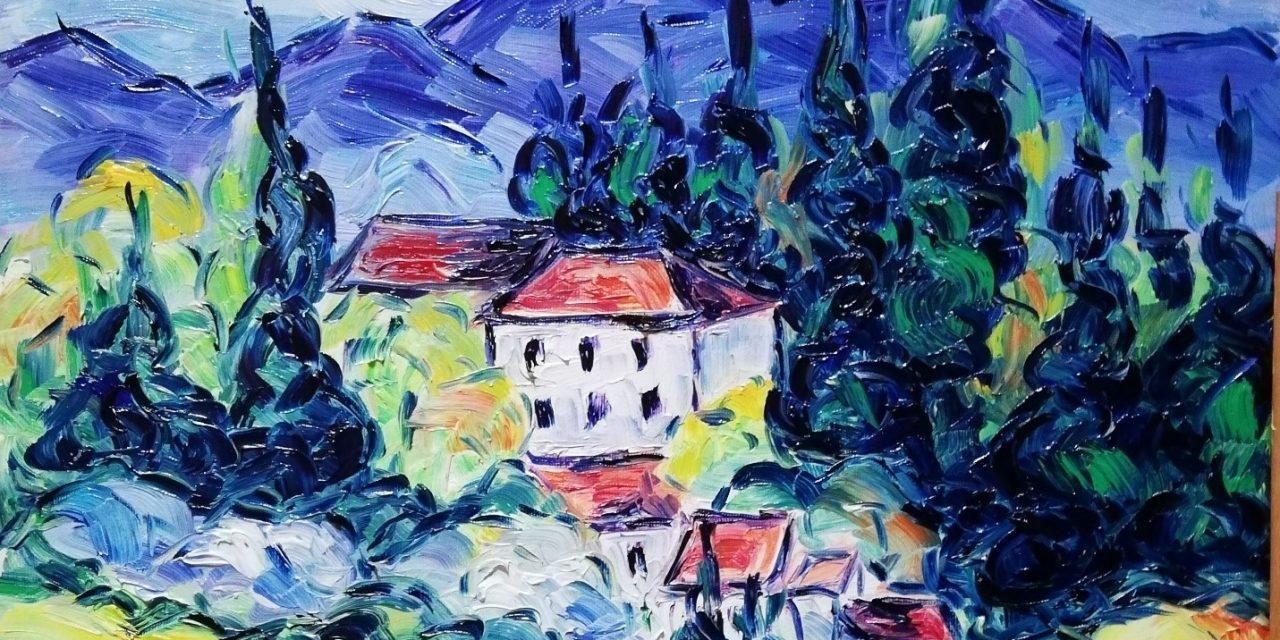 Expoziție de Pictură și Grafică –  I.Corâci