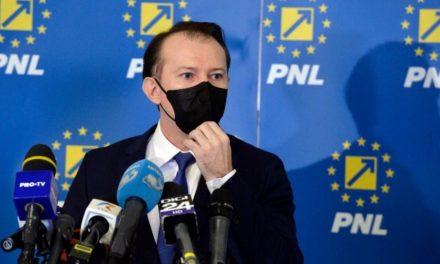 Certitudinile premierului Florin Cîţu privind liberalismul!
