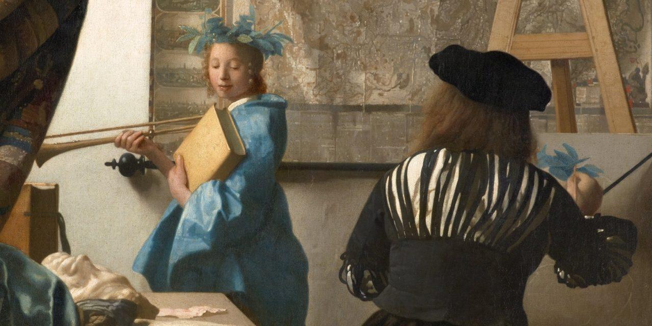 Maeștri ai picturii de care poate nu ați auzit…Azi Johannes Vermeer – I