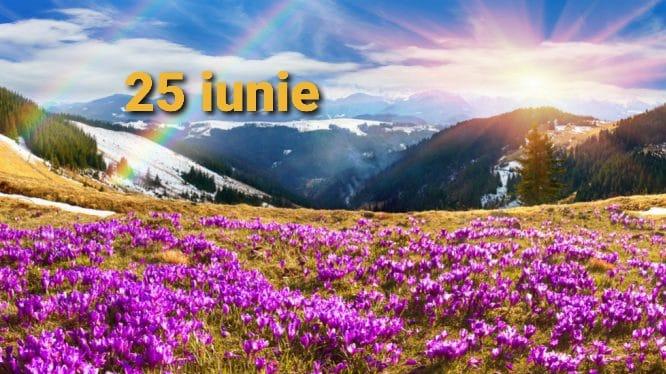 Istoria zilei – 25 Iunie