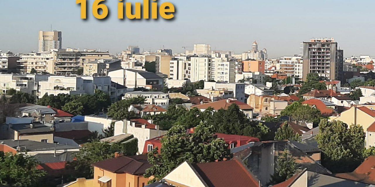 Istoria zilei  – 16 Iulie