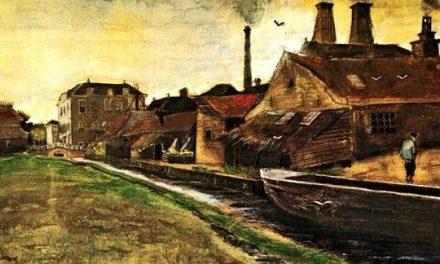 300 de ani mai târziu în pictura flamandă…